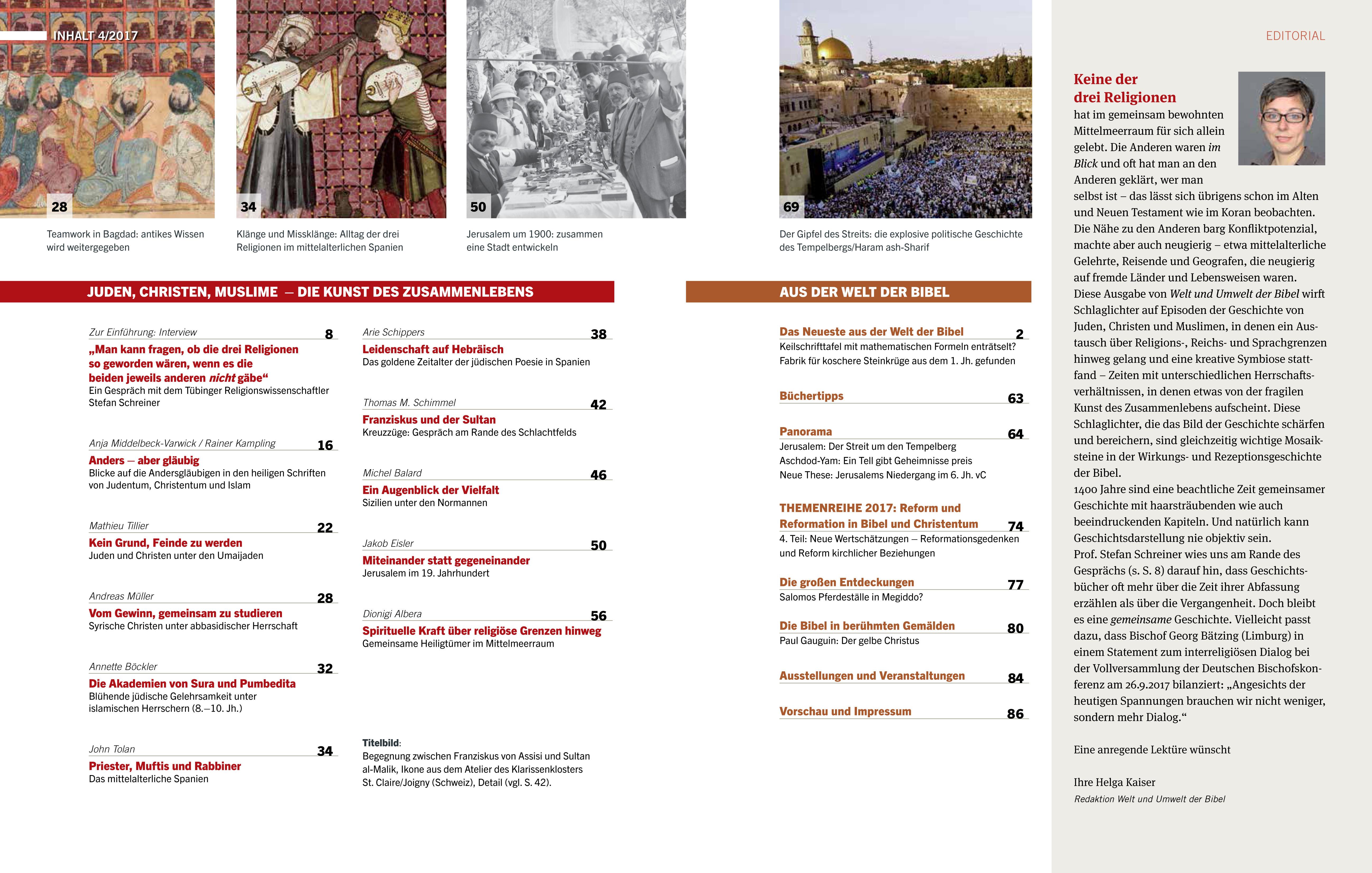 Abrahamitische Religionen, Buchempfehlungen, Literatur ...